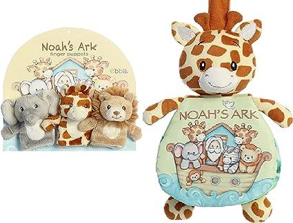ebba 3 Noahs Ark Finger Puppet