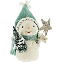 Bethany Lowe Holiday Wishes Snowman Figurine