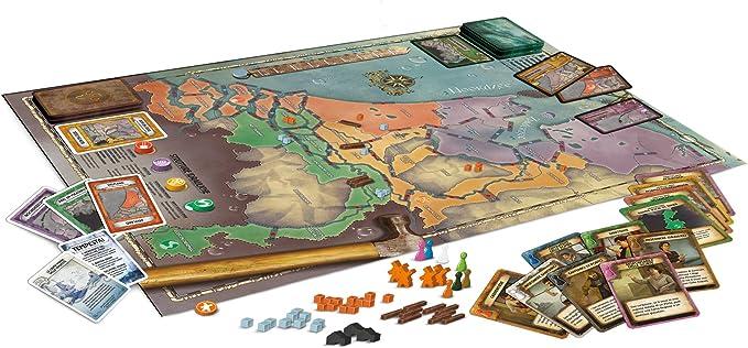 Asmodee Italia 8391 – Pandemic – Alta Marea Edición Italiana: Amazon.es: Juguetes y juegos