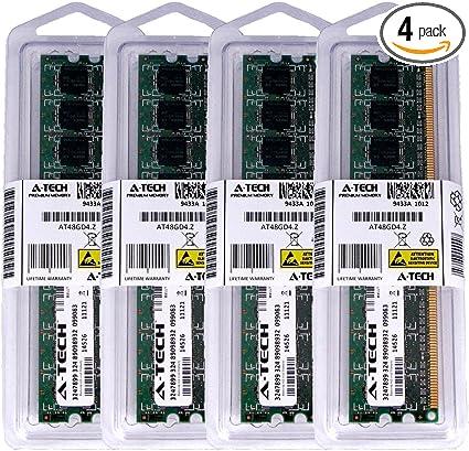 rev 1.0 2.1 PARTS-QUICK Brand Motherboard DDR2 800MHz PC2-6400 240 pin Desktop DIMM RAM 2 X 4GB 8GB Memory for Gigabyte GA-P35-DS4