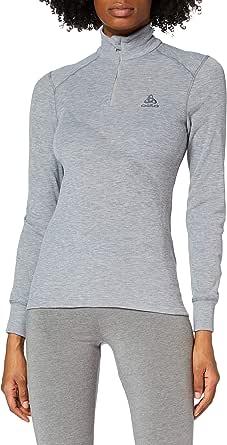Odlo Camiseta L/S Turtle Neck 1/2Zip Active Ori Unterhemd