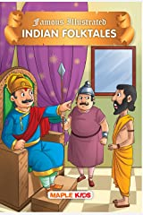 Indian FolkTales (Illustrated) Kindle Edition