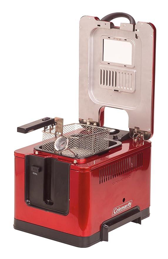 Amazon.com: Coleman frywell portátil table-top freidora ...