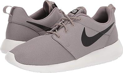 6f6b928c9a15 Nike Mens Roshe One Running Sneaker Light Taupe Black-Sail 511881-205 (