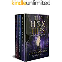 The Hex Files Box Set: Books 1-3 (Mysteries from the Sixth Borough)