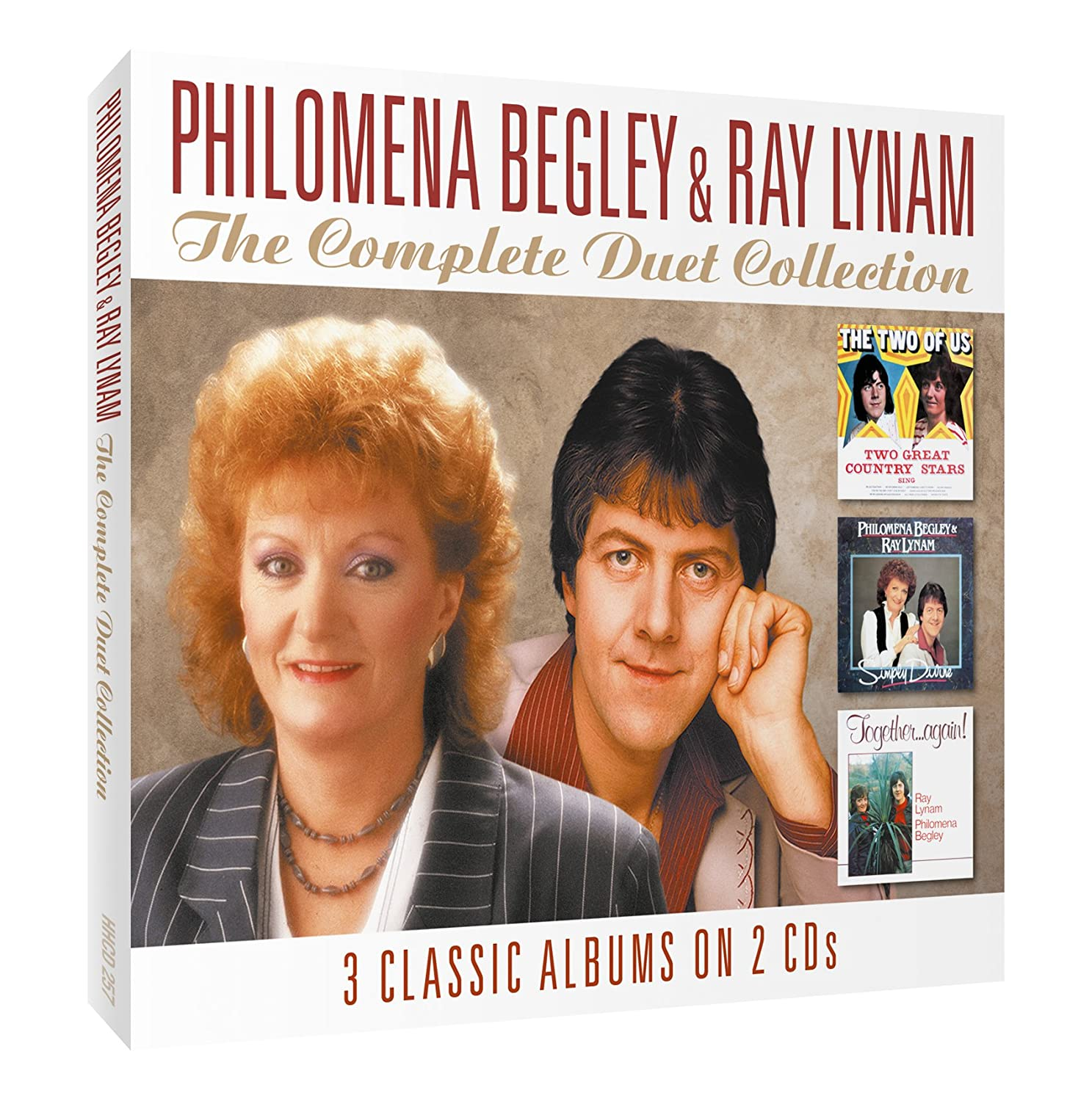 The Complete Duet Collection by Philomena Begley & Ray Lynam: Amazon.co.uk:  Music