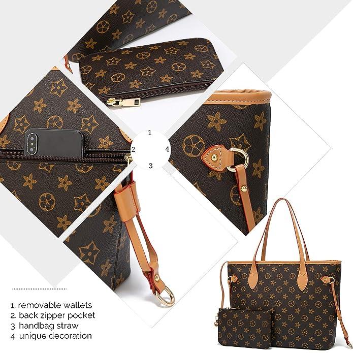 Amazon.com: YNIQUE - Cartera para mujer, M: Shoes