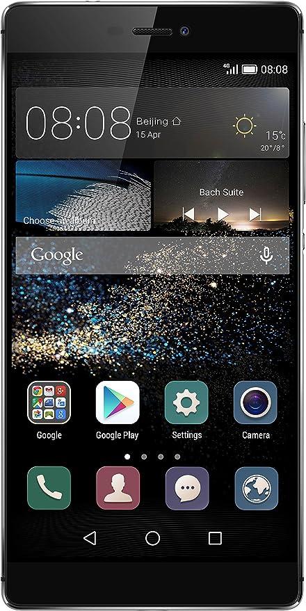 Huawei P8 Smartphone 13 2 Cm Grau Elektronik