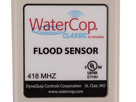 WaterCop Flood Sensor, Dual Probe