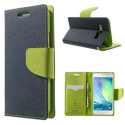 Finaux Luxury Mercury Magnetic Lock Diary Wallet Style