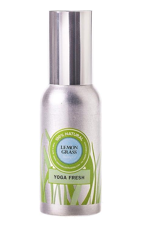 Spray de para esterilla de yoga, Kit y aire. Yoga Fresh ...