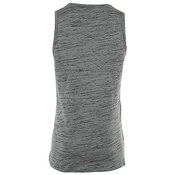 3cf2400b4320 Amazon.com  Jordan All Star Tank Top Heather Grey  Clothing