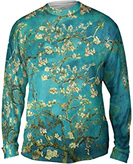 -Allover Print Mens Hoodie 1919 Yizzam- Lulli Louis Marcoussis