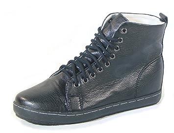 c552afea3e66 New Vogue Korea Fashion Sneakers Casual Shoes Ankle Boots Platforms  Comfortable Lace up GONGGUN (US