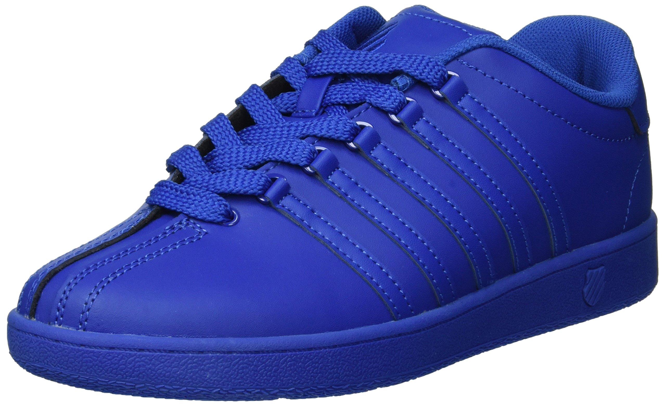 K-Swiss Unisex VN Sneaker, Classic Blue, 13 M US