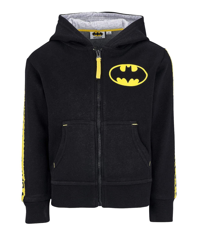 Batman Felpa con Cappuccio Nero