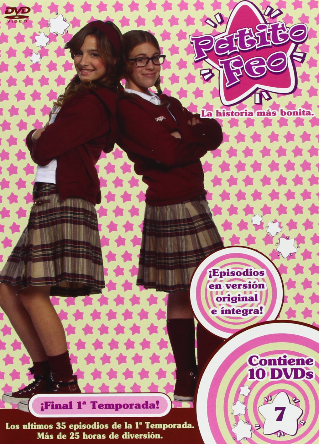Pack Patito Feo 1ª Temp Vol. 7 [DVD]: Amazon.es: Cristian