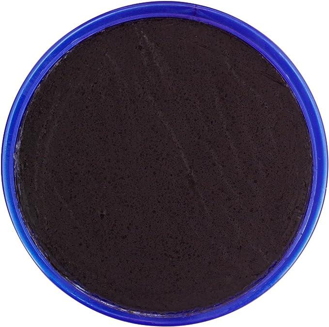 Snazaroo - Pintura facial y corporal, 18.8 gr, color negro ...