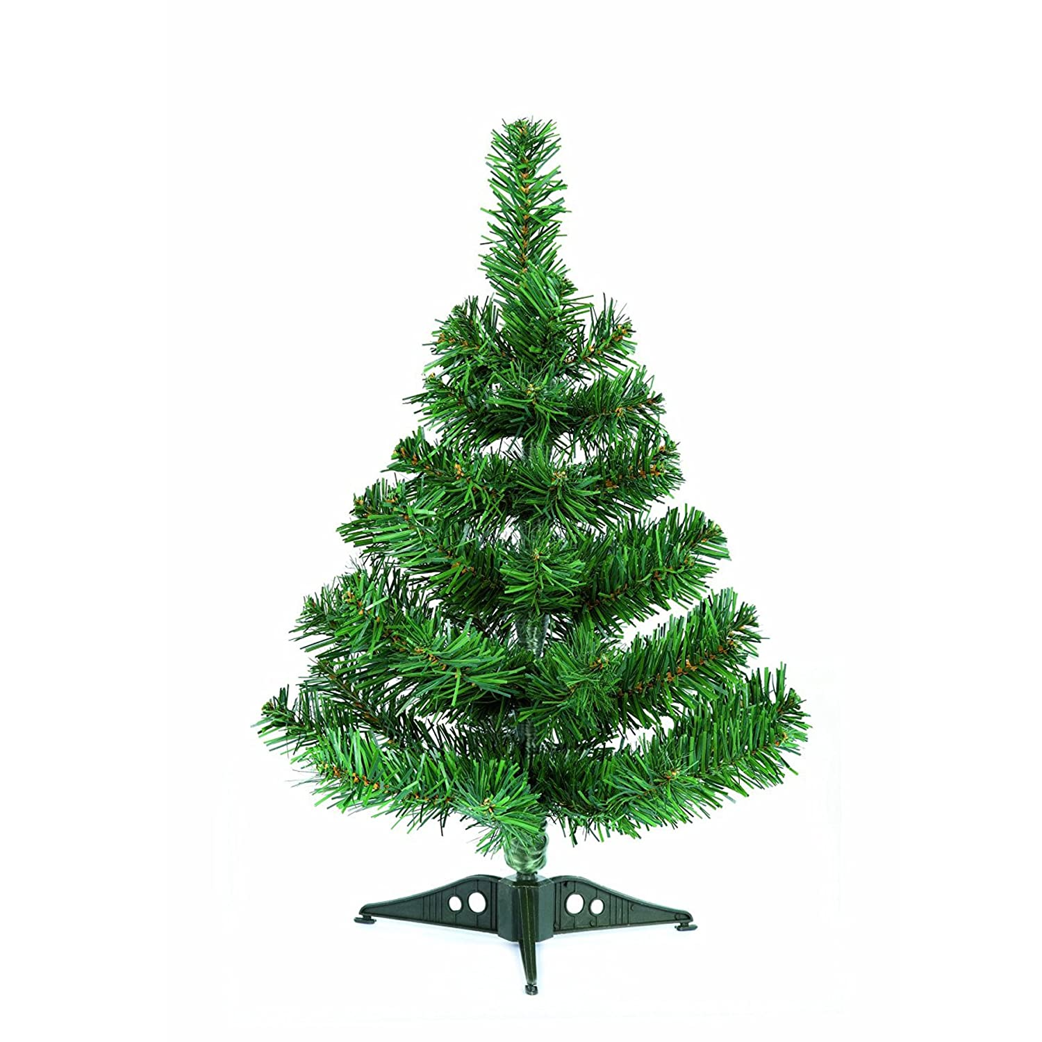 60cm Table Top Christmas Tree Indoor Use Home Office School Snow White