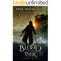 Blood of the Isir Omnibus: A Dark Fantasy Series (The Blood of the Isir) book cover