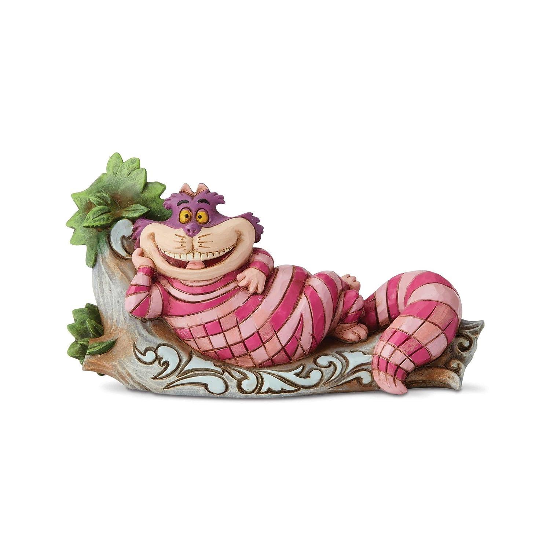 Enesco Disney Traditions Cheshire Cat on Tree