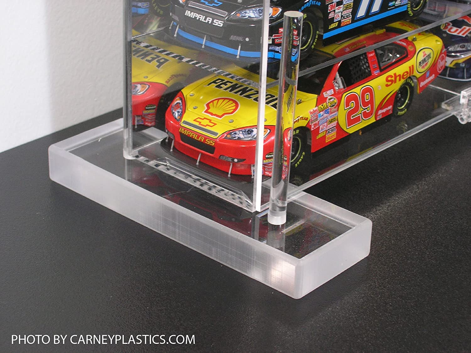 Table top display case - Amazon Com Diecast Car Display Case Stand 1 43 Scale Sports Related Display Cases Sports Outdoors