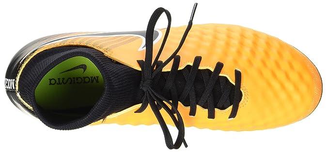 sports shoes 32325 7404f NIKE Mens Magista Onda Ii Dynamic Fit (Ag-pro) Footbal Shoes Amazon.co.uk  Shoes  Bags