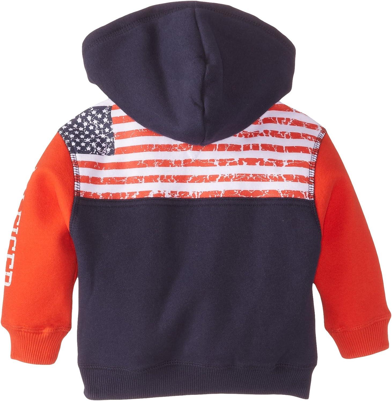 Tommy Hilfiger Boys Americana Zip Hoody