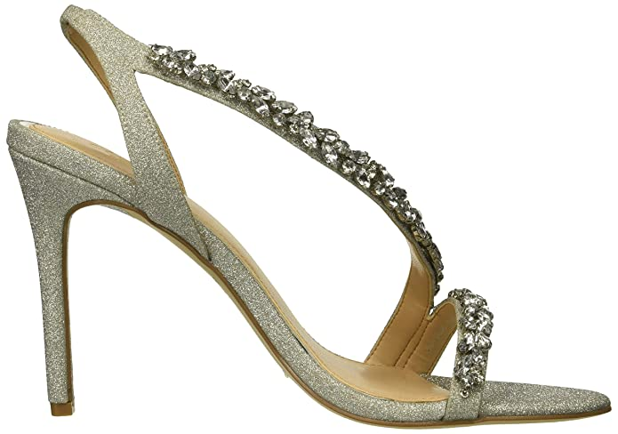 c3c116efe59 Amazon.com  Badgley Mischka Women s Java Heeled Sandal  Shoes