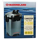 MarineLand Multi-Stage C-530 Canister Filter for