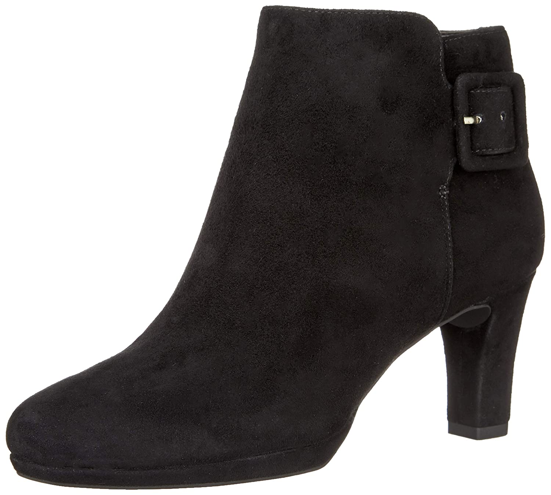 Rockport damen Total Motion Leah Leather Heel Ankle Stiefel
