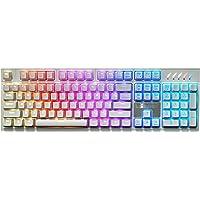 Zalman ZM-K900M Mechanical Gaming Keyboard (White)