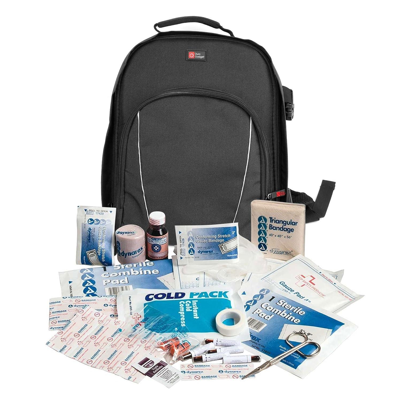 43 x 23 x 18 cm Primacare Medical Supplies KB-RO74 Bolsa bandolera para accesorios m/édicos