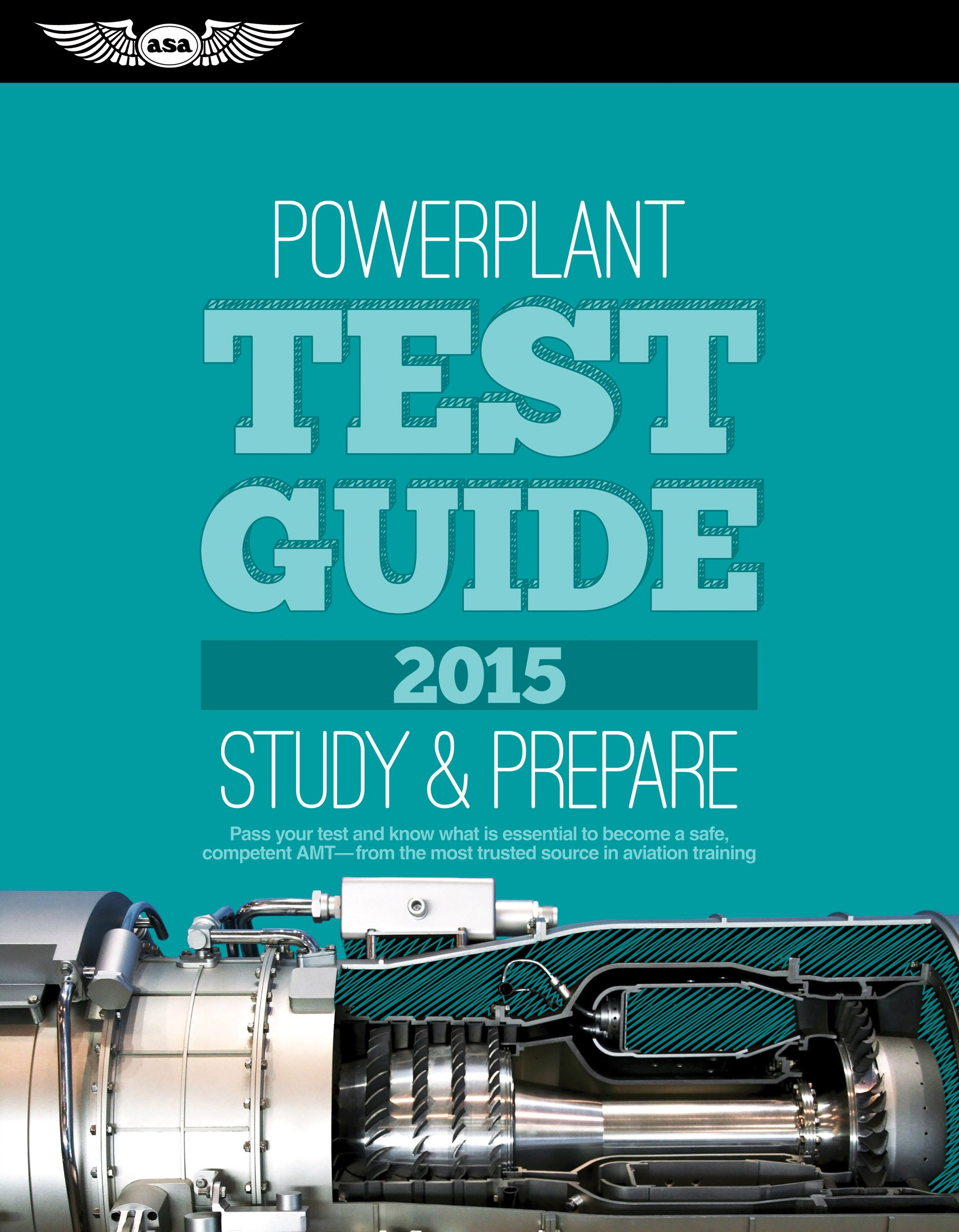 Powerplant Test Guide 2015: The
