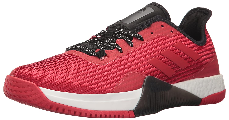 adidas Men's Crazytrain Elite M Cross Trainer B01N0T3GIC 9 D(M) US Scarlet/Scarlet/Black