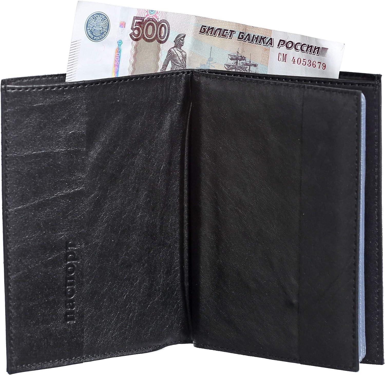 Passport Organizer Wallet Handmade LeatherPower Engineer 1