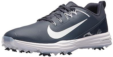 brand new 4649c a3d8a Nike Mens Lunar Command 2 Golf Shoes, Blue (Azul 400), 7.5 UK