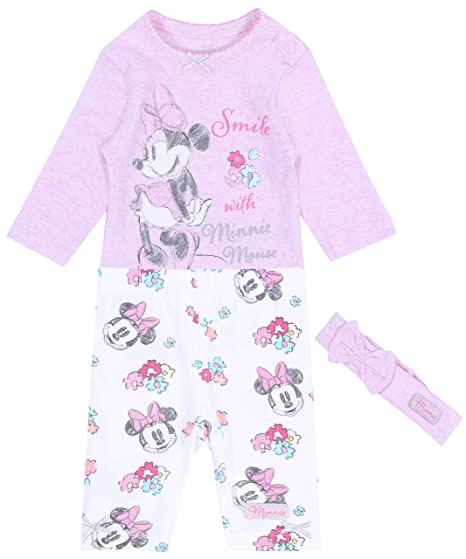 Body Rosa + Leggings + Diadema Minnie Disney: Amazon.es: Ropa y ...