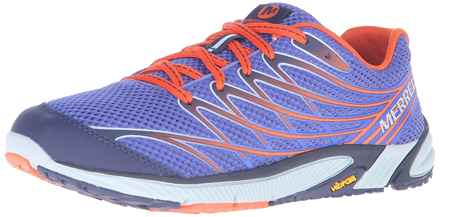 Merrell Women's Bare Access Arc 4 Trail Running Shoe B0193S67X8 7 B(M) US|Violet Storm