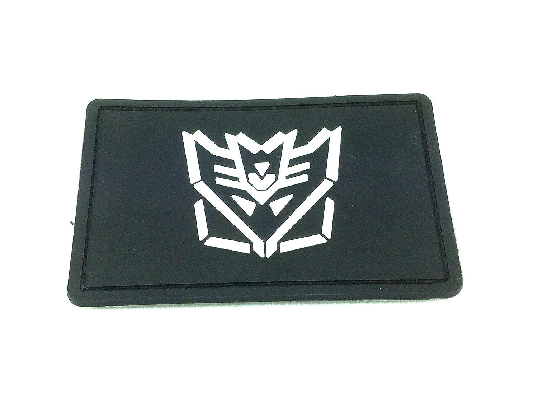 Decepticon Transformers Airsoft Velcro PVC Parche Patch Nation