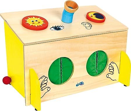 Spiele im Freien Spielzeug Foxom Kinder Faltbar Fu/ßballtor L