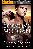 Defending Morgan (Mountain Mercenaries Book 3)