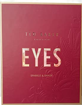9ec4fa6f6a86 NEW  Ted Baker Eyes Sparkle   Shade Gift Set  Amazon.co.uk  Beauty