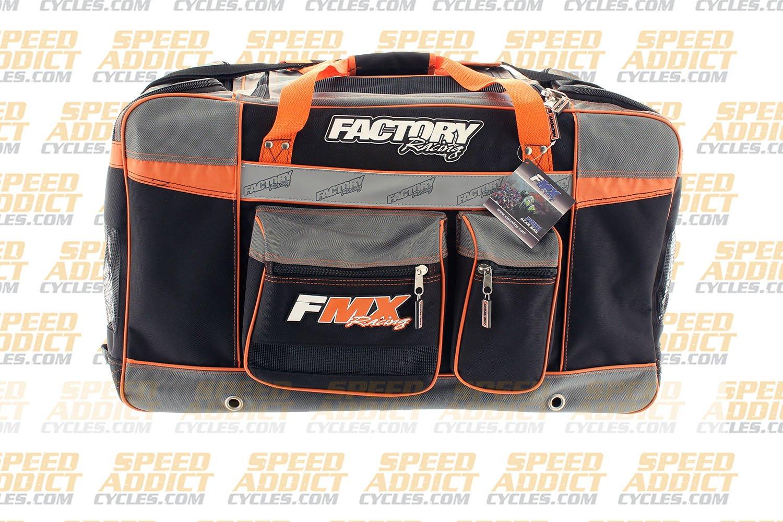 Factory FMX Motorcross Gear Bag XLarge Orange by Factory Racing (Image #4)