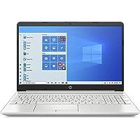 HP Dizüstü Bilgisayar, 15.6'', Intel Core i5-10210U, 8 GB RAM, 256 GB SSD, Windows 10 Home, 2A9J4EA, Gümüş