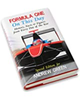 Personalised Formula 1 On This Day Book - Fan Dad Granda Son Gift Present F1 One
