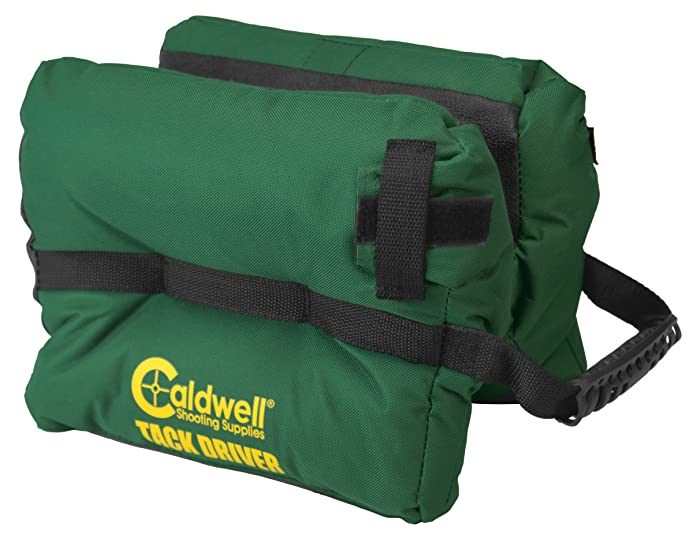 2. Caldwell Tack Driver Shooting Rest – Filled Bag