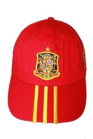 Amazon.com: España Espana Rojo con rayas amarillo Copa ...