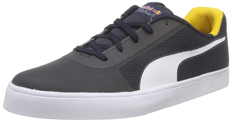 Puma Red Bull Racing Wings VULC Adults Trainers (305741)  46 EU|Grau (Smoke Pearl-white-total Eclipse 01)