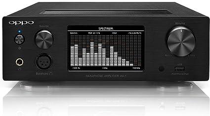 Amazon.com: Oppo ha-1 (JP) [Amplificador de auriculares DAC ...